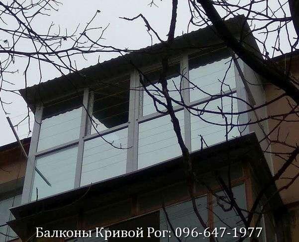francuzskij balkon krivoj rog cena