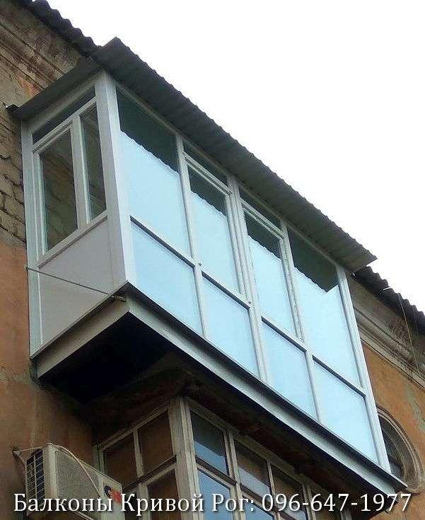 francuzskij balkon ot kompanii komfort v krivom roge