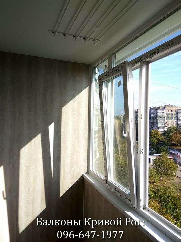 okna zasteklit balkon