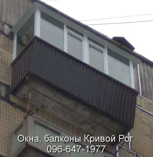 zasteklit balkon lodzhiyu kachestvenno ot komfort