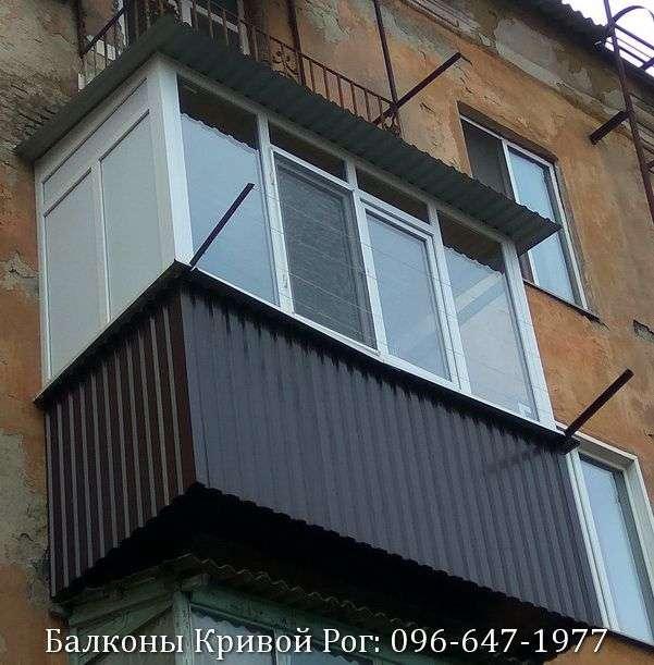 zasteklit balkon lodzhiyu plastikovymi oknami vygodno ot komfort