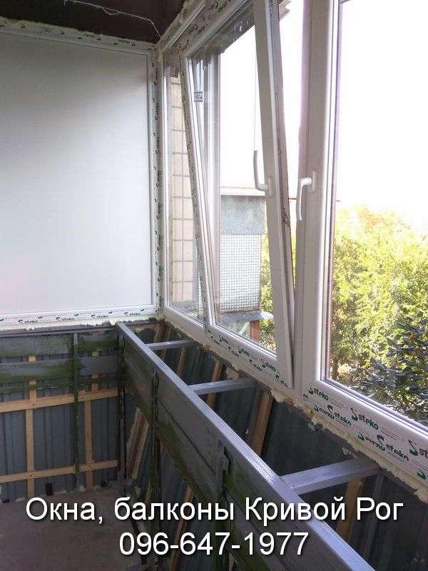 zasteklyonnye balkony foto