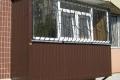 Строительство балкона Кривой Рог (3)