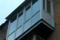 balkon francuzskij osteklenie cena