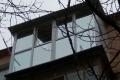 balkon francuzskij osteklenie