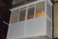 nedorogoe osteklenie francuzskix balkonov i lodzhij ot komfort