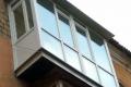 okna zasteklit francuzskij balkon