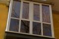 zasteklit francuzskij balkon lodzhiyu ekonomno