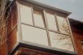 zasteklit francuzskij balkon lodzhiyu plastikovymi oknami ekonomno ot komfort