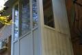zasteklit francuzskij balkon plastikovymi oknami