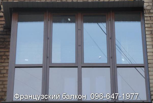 zasteklit francuzskij balkon lodzhiyu professionalno ot komfort