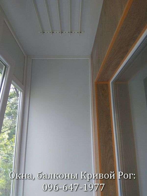 балкон под ключ в Кривом Роге