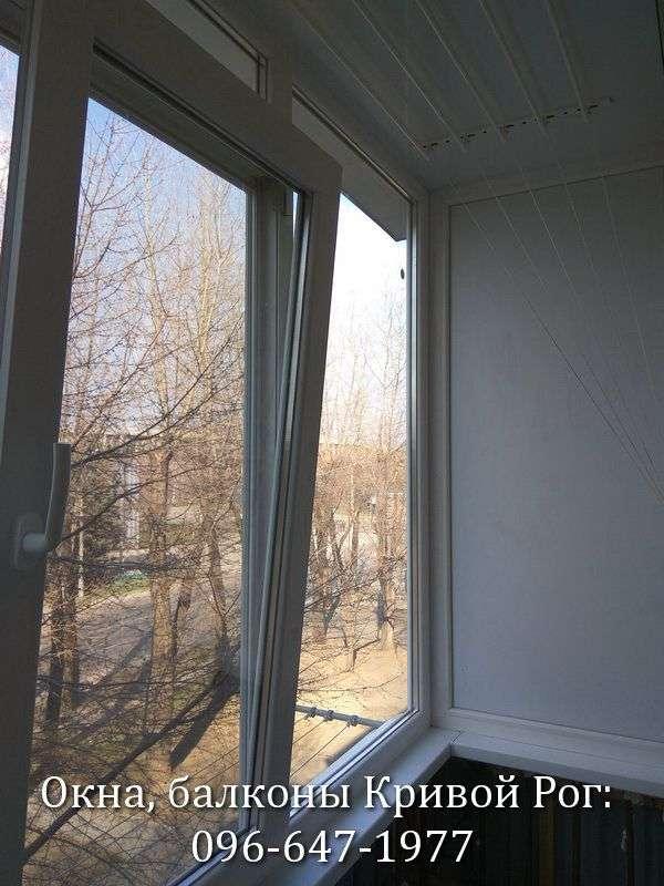 kupit nedorogo okna na balkon lodzhiyu v krivom roge