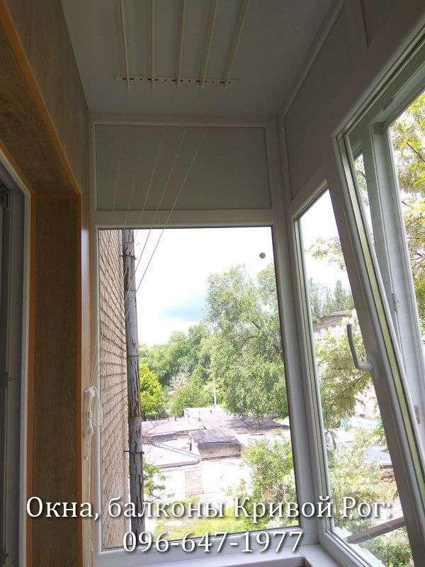 metalloplastikovye balkony i lodzhii krivoj rog
