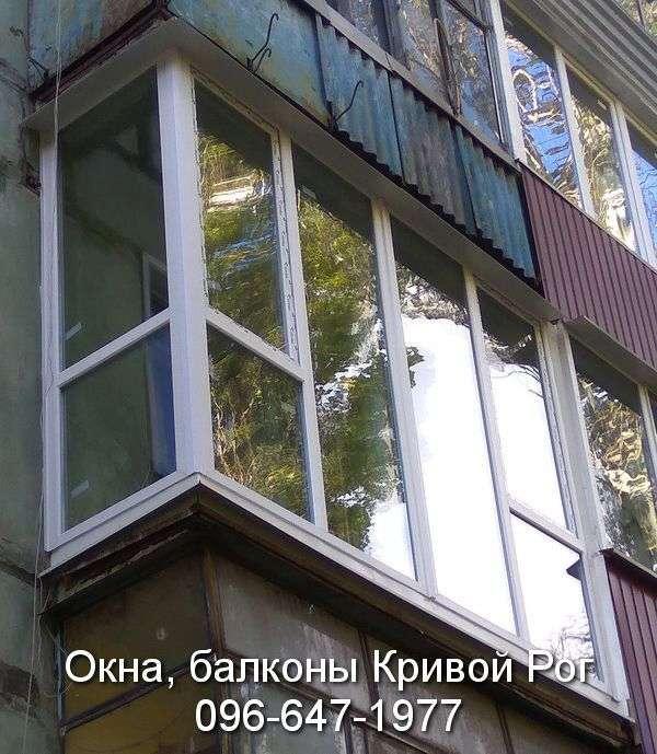 okna na francuzskie balkony krivoj rog