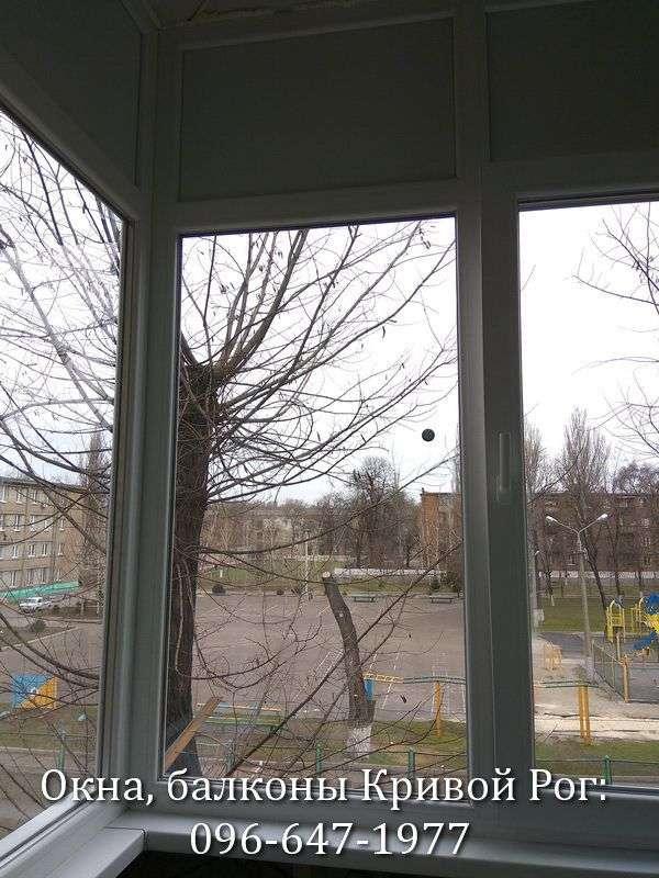 zasteklit osteklit nedorogo balkon ili lodzhiyu v krivom roge