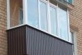 osteklenie balkonov i lodzhij krivoj rog ot komfort