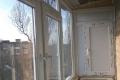 zasteklit balkon lodzhiyu metaloplastikovymi oknami ot komfort