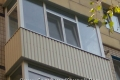 zasteklit balkon lodzhiyu metaloplastikovymi oknami v krivom roge ot komfort