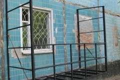 Строительство балкона Кривой Рог (11)