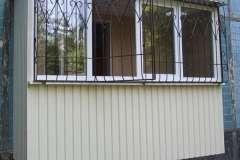 Строительство балкона Кривой Рог (13)