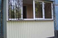 Строительство балкона Кривой Рог (14)