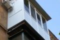 balkony pod klyuch v krivom roge - osteklenie - obshivka - francuzskie balkony - cena - foto (287)