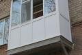 zasteklit francuzskij balkon lodzhiyu ekonomno ot komfort