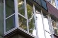 zasteklit francuzskij balkon v xrushhyovke