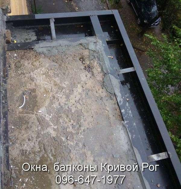 Укрепить балкон в Кривом Роге