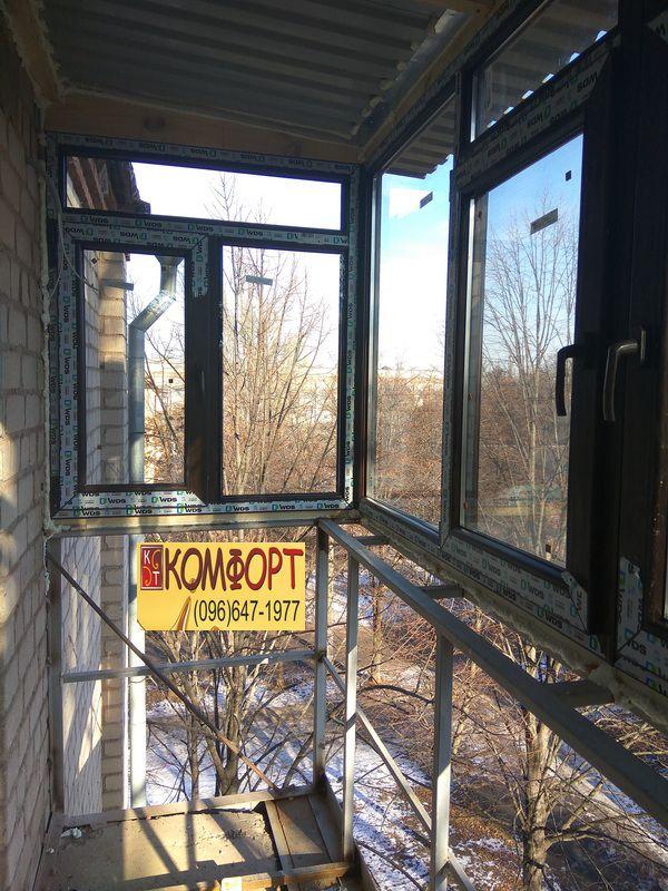 Укрепление и двойное расширение балкона